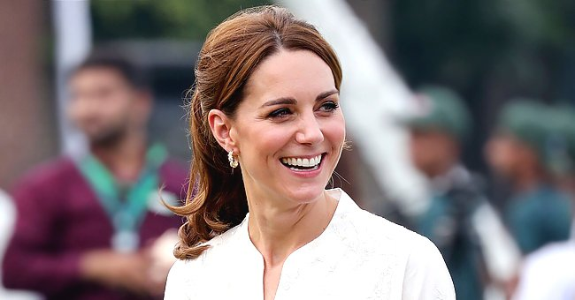 Kate Middleton Shares Previously Unseen Photo of Her Work from Last Year's Chelsea Flower Show