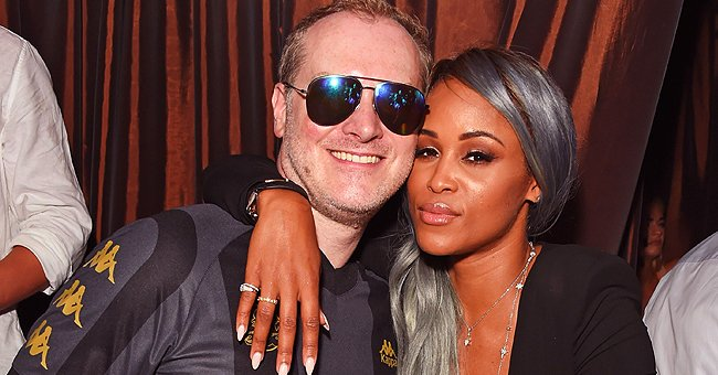 Rapper Eve and Maximillion Cooper Celebrate Their 6th Wedding Anniversary