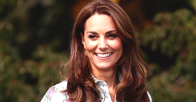Duchess Kate Says Prince Louis Loves Smelling Flowers at 3rd Back to Nature Garden