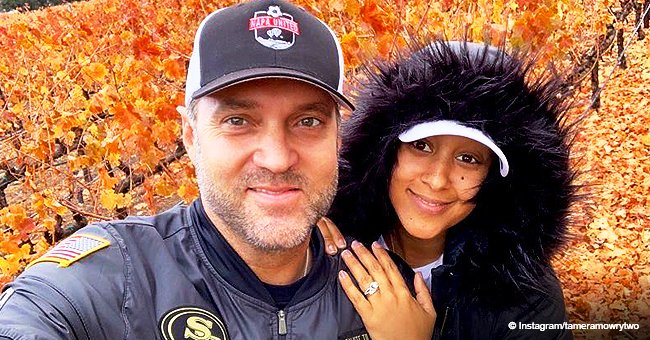 Tamera Mowry Celebrates Major Interracial Couple Milestone on Tinder but Gets Dragged Instead