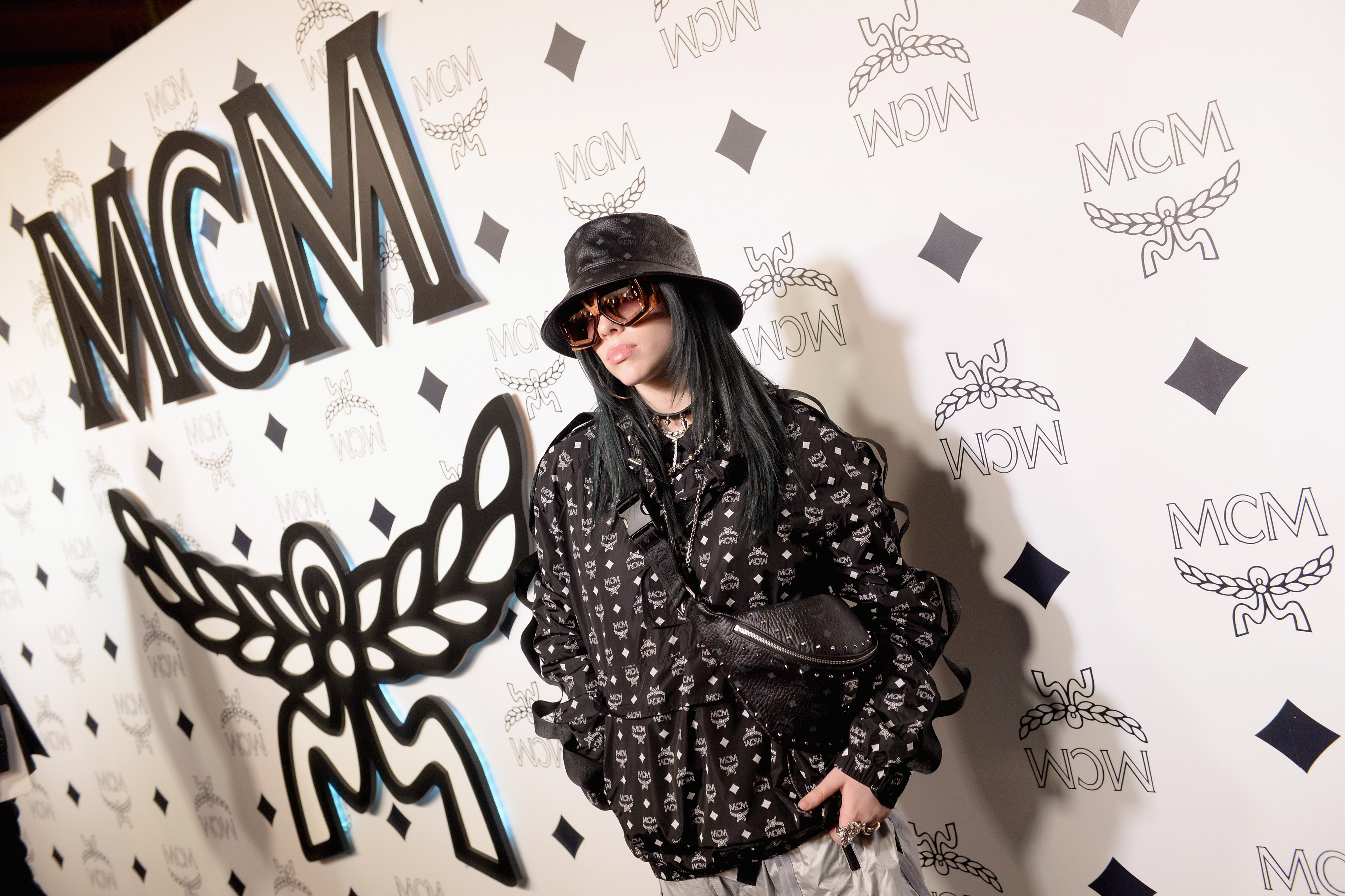 Billie Eilish attends the MCM Rodeo Drive Store Grand Opening Event at MCM Rodeo Drive on March 14, 2019 in Beverly Hills, California | Photo: GettyImages