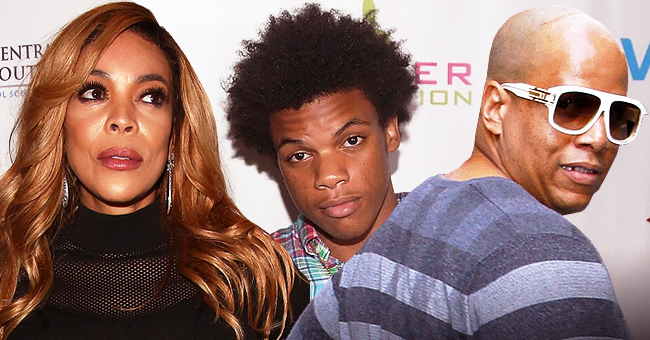 Kevin Hunter Reportedly Accuses Wendy Williams of 'Poisoning' Relationship with Son