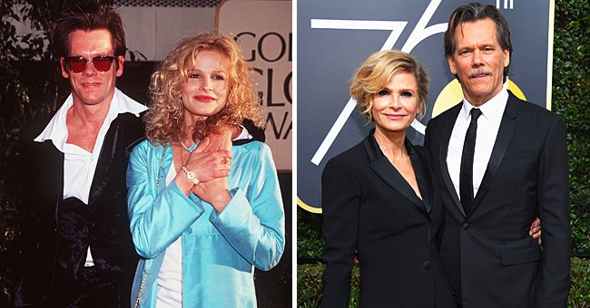Kevin Bacon's Wife Kyra Sedgwick Reveals Red Carpet Outfits She Says Were Their Worst Looks