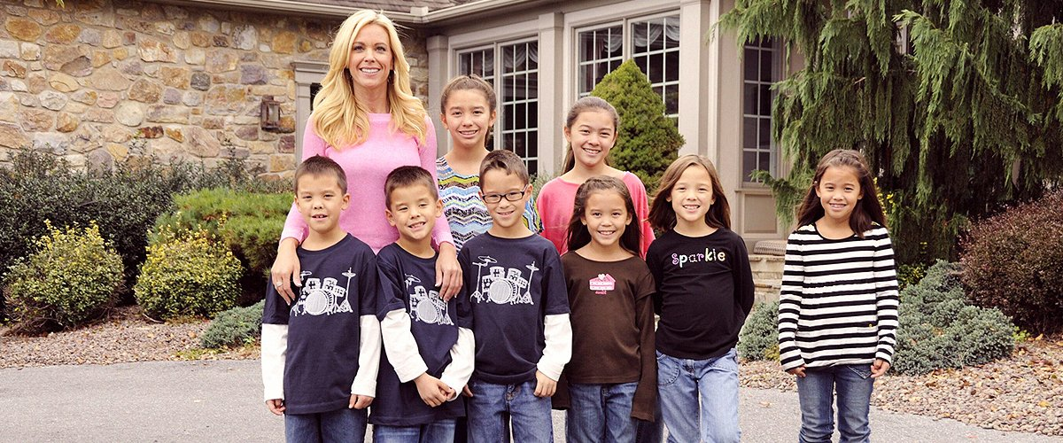TLC's 'Jon & Kate Plus 8' Stars Kate and Jon Gosselin and Their 8 Chidren – Then & Now