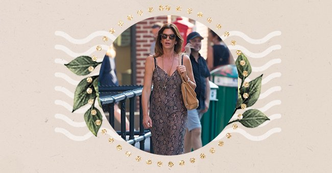 Get The Look: Where To Shop Cindy Crawford's Street Style