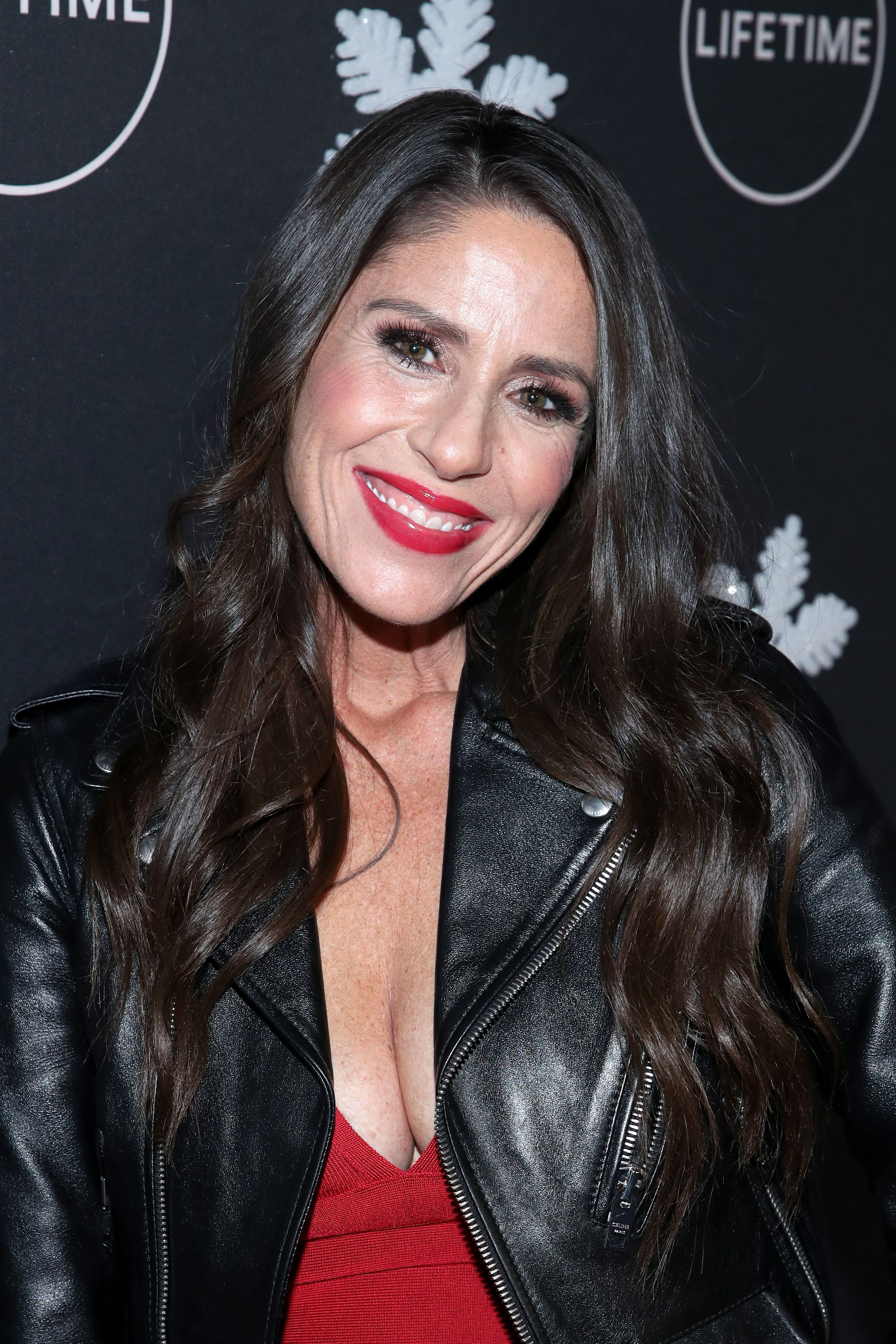 """Soleil Moon Frye attends """"It's a Wonderful Lifetime"""" first holiday party. 