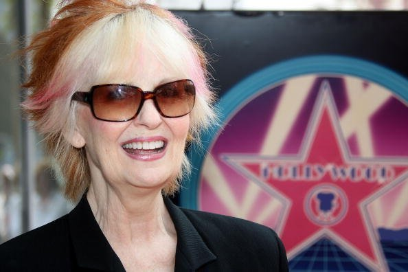 Shelley Fabares attends the ceremony in honor of Brian Keith receiving a star on the Hollywood Walk of Fame on June 28, 2008, in Los Angeles, California.| Getty Images.