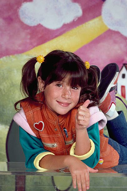 Soleil Moon Frye as Penelope 'Punky' Brewster circa 1985 | Source; Getty Images