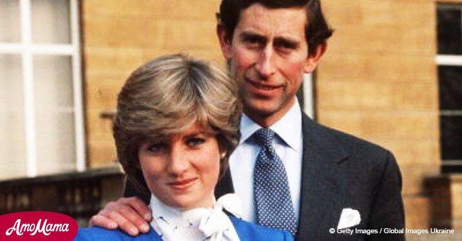 Las hirientes palabras que el príncipe Guillermo le dijo a Diana
