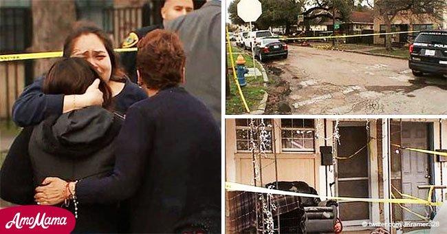 Hombre mató a 3 asaltantes e hirió a 2 de gravedad defendiendo su hogar de invasión