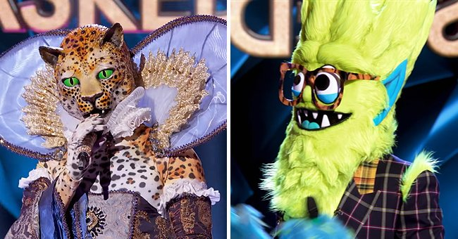 Thingamajig and Leopard Revealed as Victor Oladipo and Seal during 'The Masked Singer' Holiday Special Semifinals
