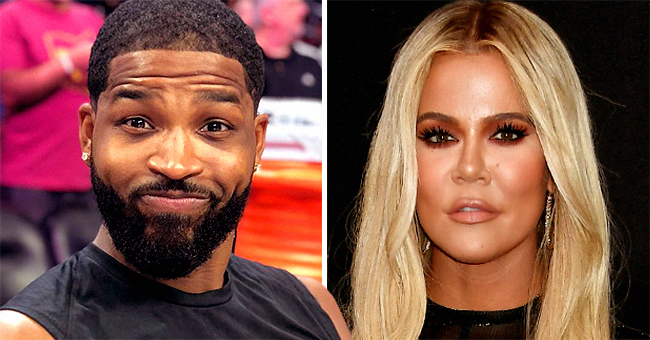 Khloé Kardashian's Ex Tristan Thompson Posts Touching Message to the Reality Star after People's Choice Awards Wins & Fans Weigh In