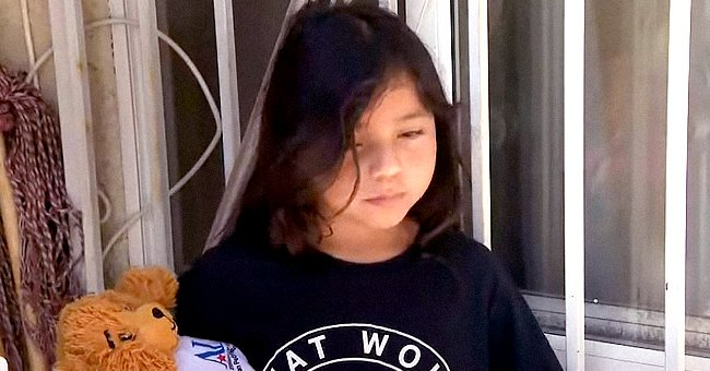 8-Year-Old Los Angeles Girl Recalls Being Wounded by a Stray Bullet in a Deadly Shootout