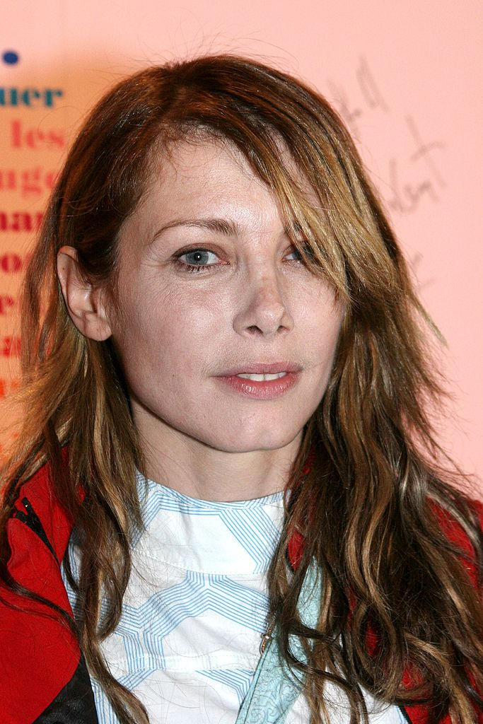 Mallaury Nataf au Party Newman au Palais de Tokyo à Paris, France, le 19 avril 2005. | Photo : Getty Images