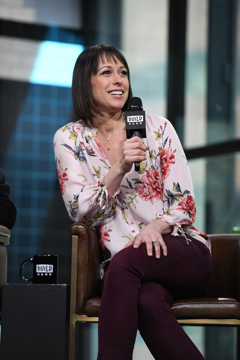 Paige Davis at Build Studio on April 5, 2018 in New York City | Photo: Getty Images