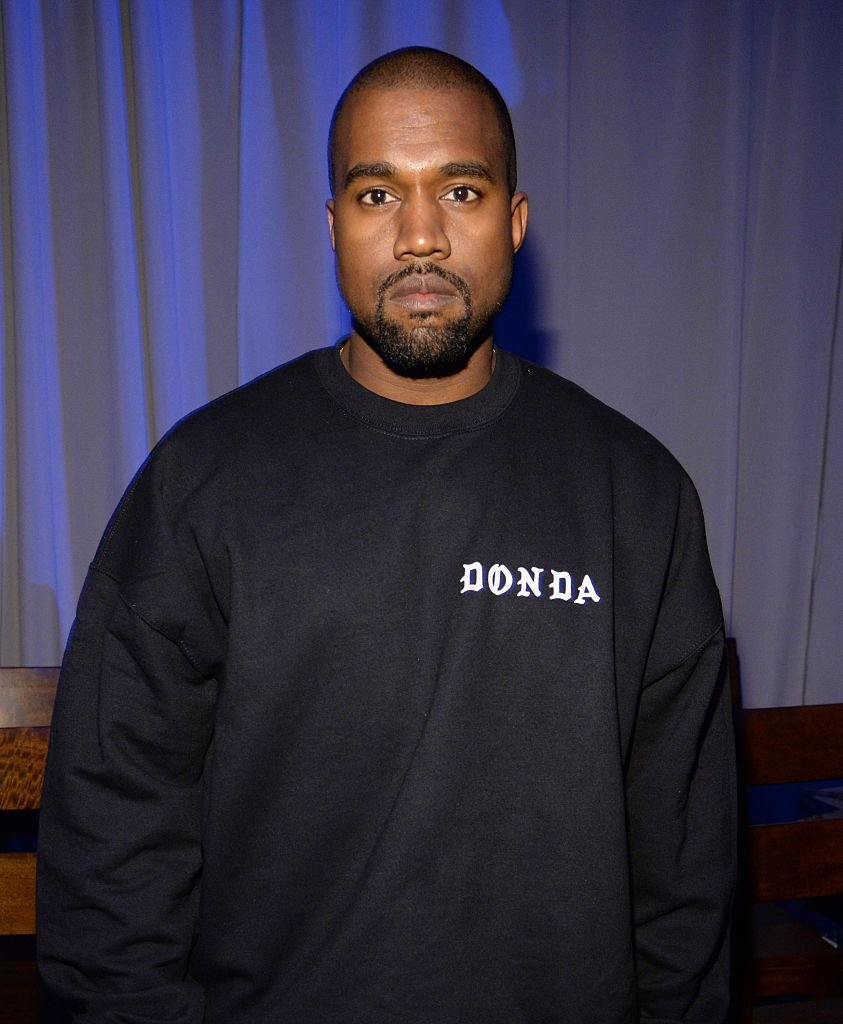 Kanye West during the Tidal launch event #TIDALforALL at Skylight at Moynihan Station on March 30, 2015 in New York City. | Source: Getty Images