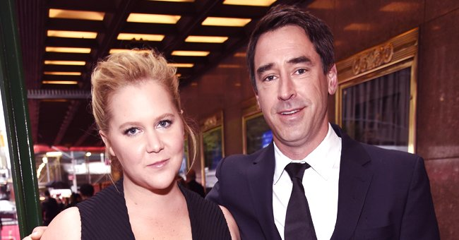 Amy Schumer Shared Sweet yet Funny Tribute to Husband Chris Fischer on Valentine's Day