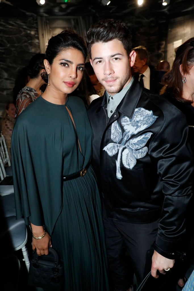 Priyanka Chopra et Nick Jonas en juillet 2019 à Paris. Photo : Getty Images