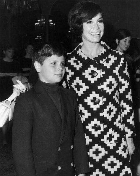 Mary Tyler Moore and her son | Photo:Getty Images
