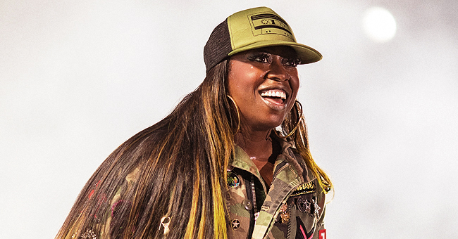 Missy Elliott Wants to Know How to Keep Her Hair from Frizzing in Video