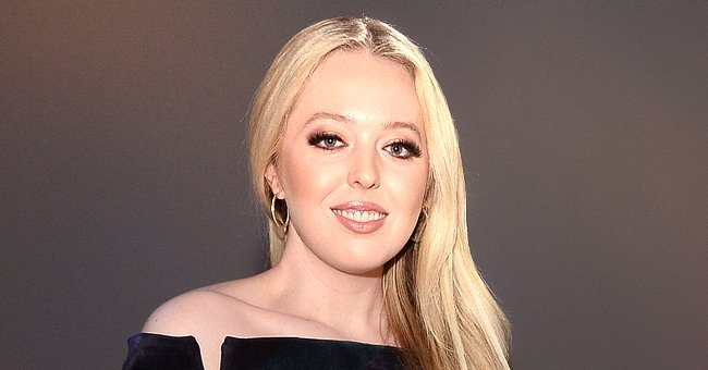 Tiffany Trump Stuns in Low-Cut Gown as She Attends Kuwait-America Foundation's Gala Dinner with Michael Boulos