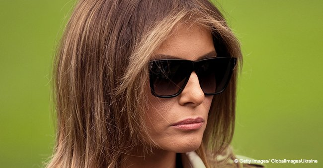 Melania's Aide Blasts 'The View' for 'Laughing in the Face of Tragedy' over #FakeMelania Theory