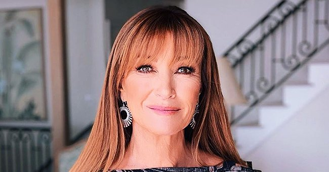 Jane Seymour of 'Dr Quinn' Fame Celebrates Daughter Katherine Flynn's Birthday with Throwback Pic of the Two of Them
