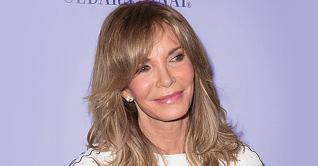 Jaclyn Smith's Angelic Granddaughters 'Make Her World Go Round'