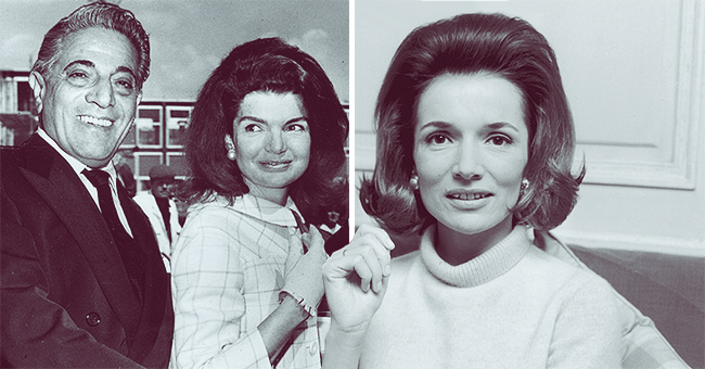 Biographist Claims Jackie Kennedy Didn't Inform Sister Lee Radziwill She Was Marrying Her Former Flame Aristotle Onassis