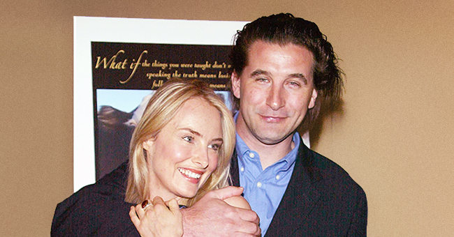 'MacGyver' Reboot Actor William Baldwin & Chynna Phillips Mark 24th Anniversary with Wedding Pics