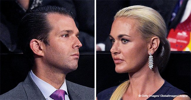 Donald Trump Jr. verkündet die Scheidung von seiner Frau Vanessa nach 13 Jahren Ehe