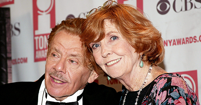 Jerry Stiller and Anne Meara's 61-Year Marriage and Their Inspiring Love Story
