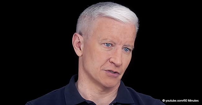 Anderson Cooper Opens up about His Brother Who Took His Own Life 30 Years Ago