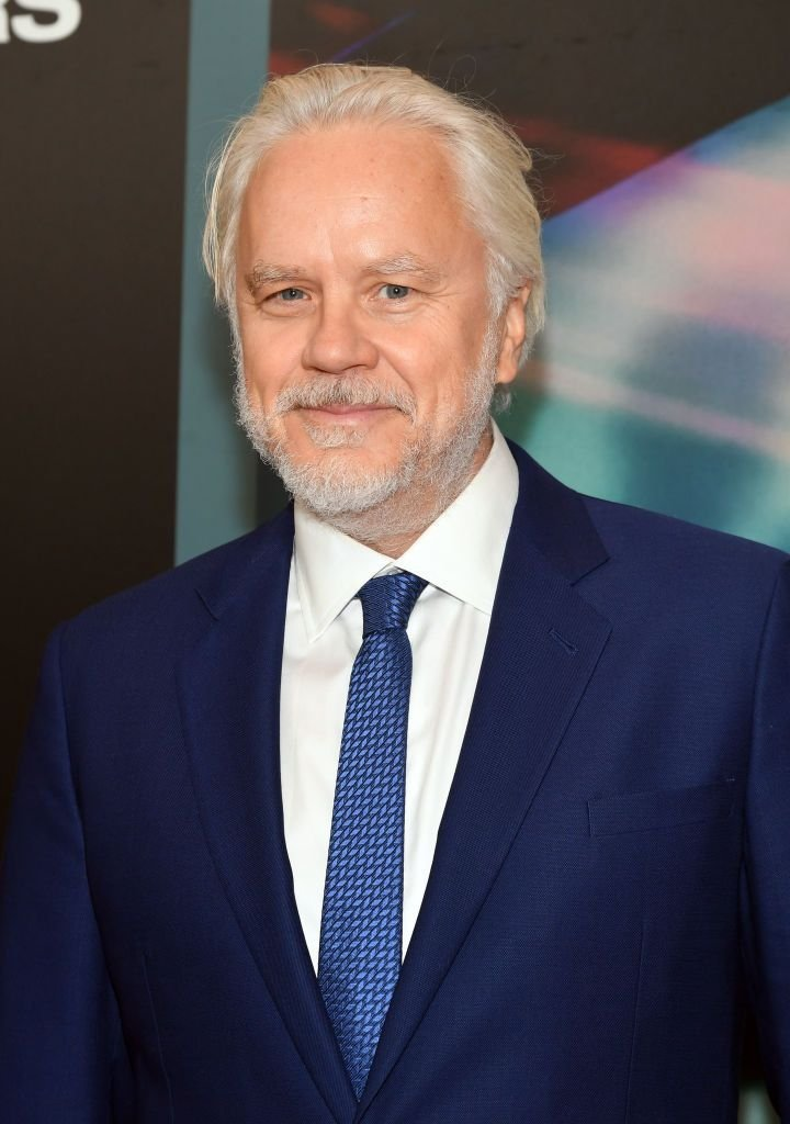"""Tim Robbins at the """"Dark Waters"""" New York premiere at Walter Reade Theater on November 12, 2019, in New York City 