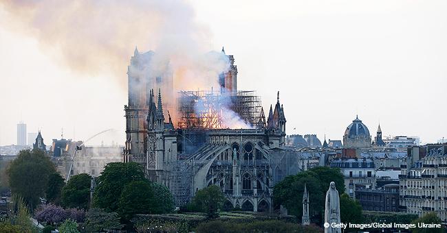 Public Figures, Celebrities React to Notre-Dame Fire