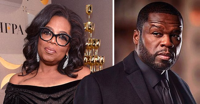50 Cent Slams Oprah Winfrey for Allegedly Targeting Black Men in Her Documentaries