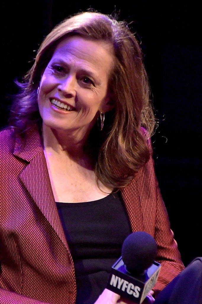 """Sigourney Weaver takes part in a discussion following a 40th Anniversary screening of """"Alien""""  