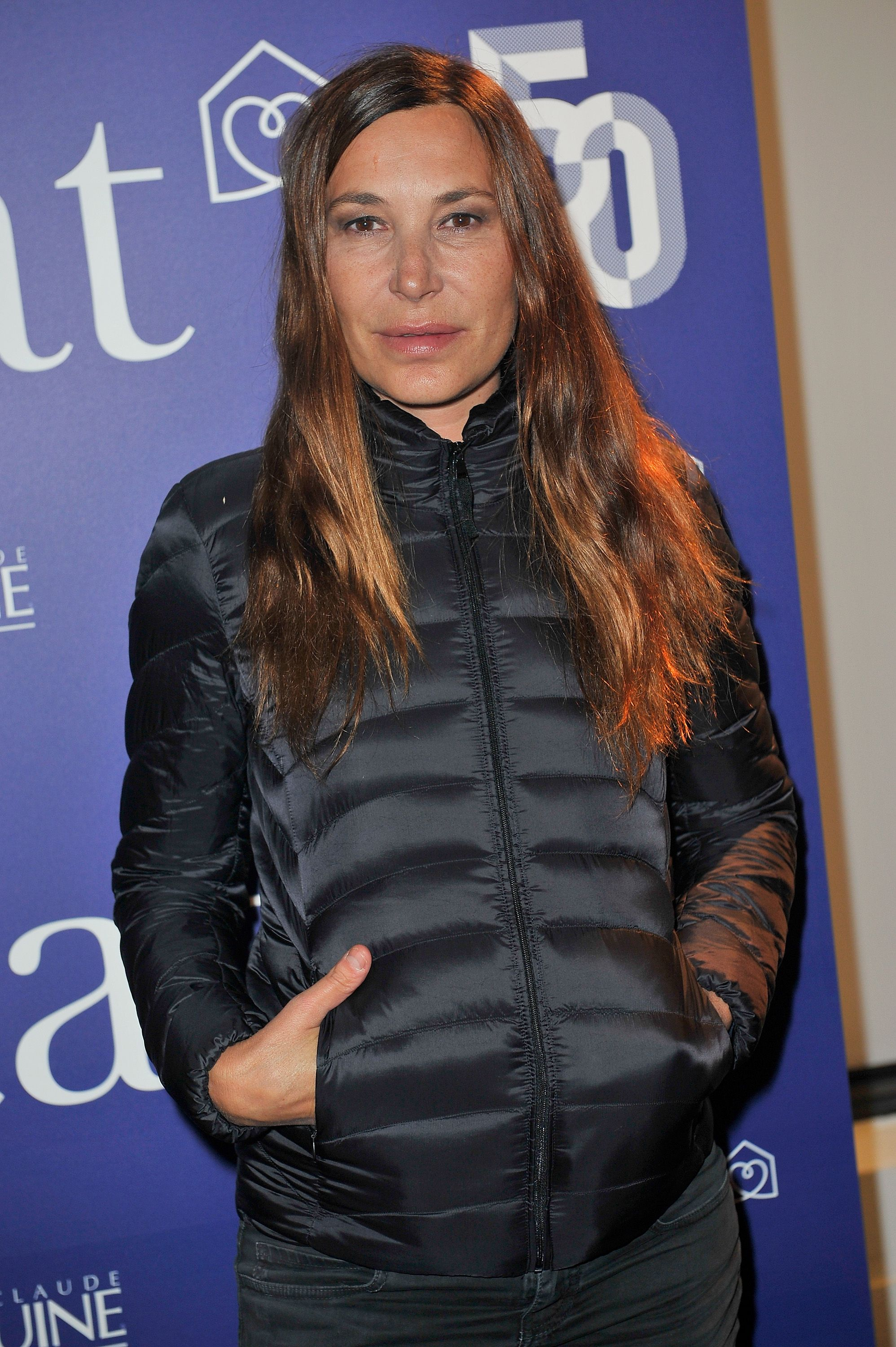 Zazie assiste à la célébration du 50e anniversaire d'Habitat à Paris, France. | Photo : Getty Images