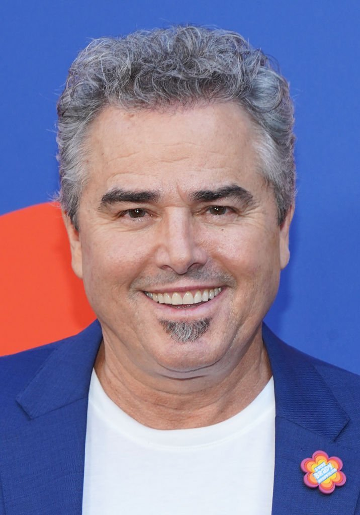 "Christopher Knight attends the premiere of ""A Very Brady Renovation"" in North Hollywood, California on September 5, 2019 