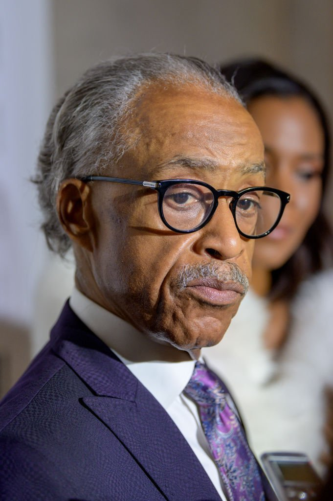 Rev. Al Sharpton attends his 65th Birthday Celebration at the New York Public Library - Stephen A Schwartzman Building | Photo: Getty Images