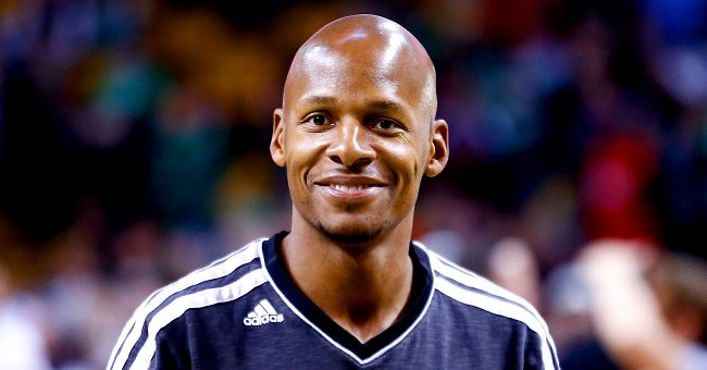 Ray Allen's Son Walter Ray Allen III Poses Together with His Sister Tierra in a Cute New Photo