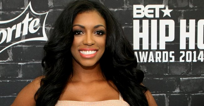 Porsha Williams' Daughter Pilar Captures Fans' Hearts Trying on Her Mom's Slippers (Video)