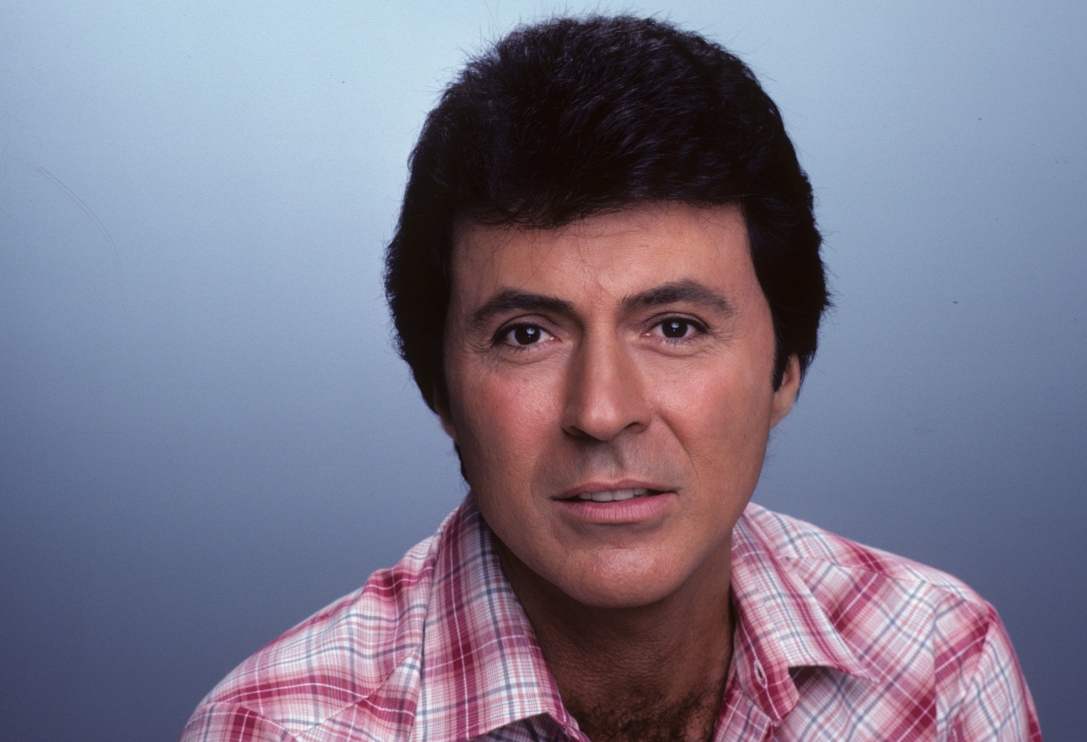 """Portrait of James Darren for """"T.J. Hooker"""" in the mid-80s 