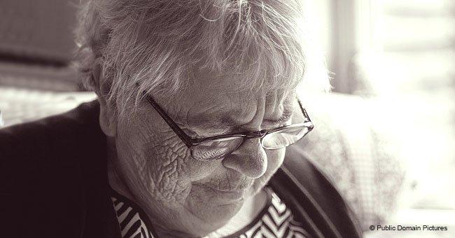"""La veuve qui vient de perdre son mari reçoit une lettre de """"l'au-delà"""""""