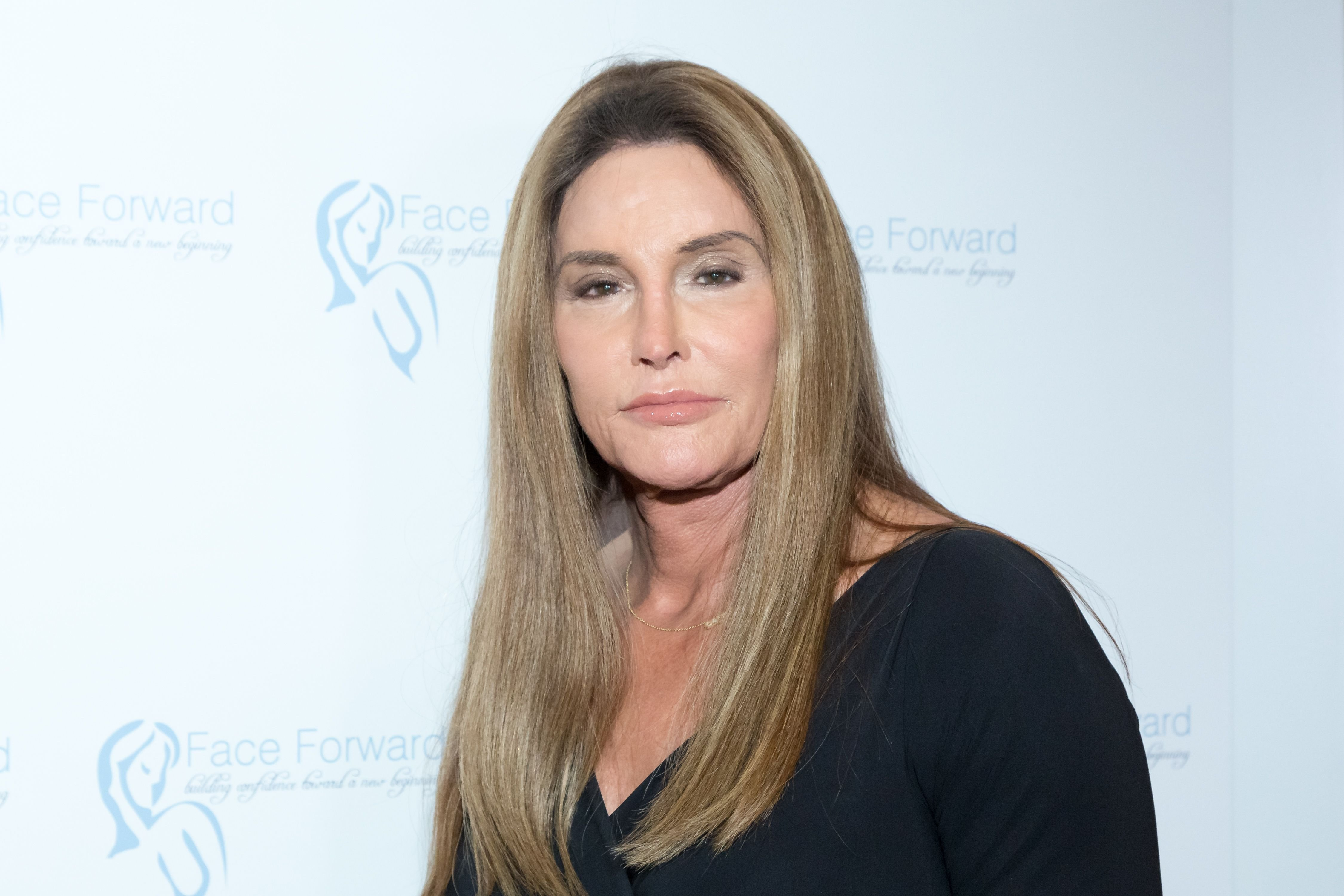"""TV Personality Caitlyn Jenner at the Face Forward's 10th Annual """"La Dolce Vita"""" Themed Gala at the Beverly Wilshire Four Seasons Hotel on September 22, 2018 