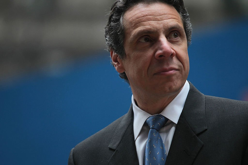 New York State Governor Andrew Cuomo when he was still the state's Attorney General in February 2010. | Photo: Getty Images