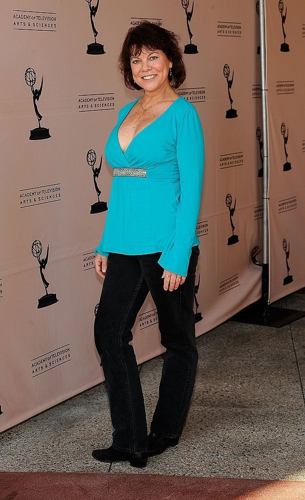 Erin Moran on June 18, 2009 in North Hollywood, California | Source: Getty Images