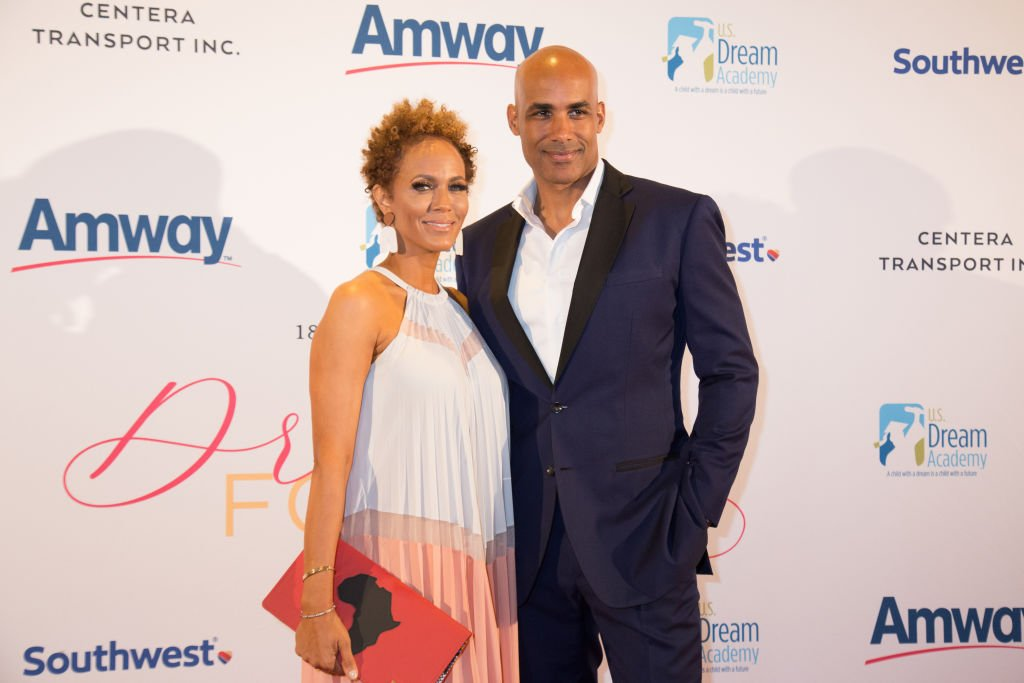 Nicole Ari Parker and Boris Kodjoe attend the 18th Annual Power Of A Dream Gala at JW Marriott Hotel on May 08, 2019 | Photo: Getty Images