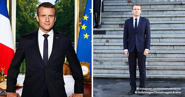 Le tailleur d'Emmanuel Macron explique comment le costume du président reste toujours impeccable, même après de longs voyages