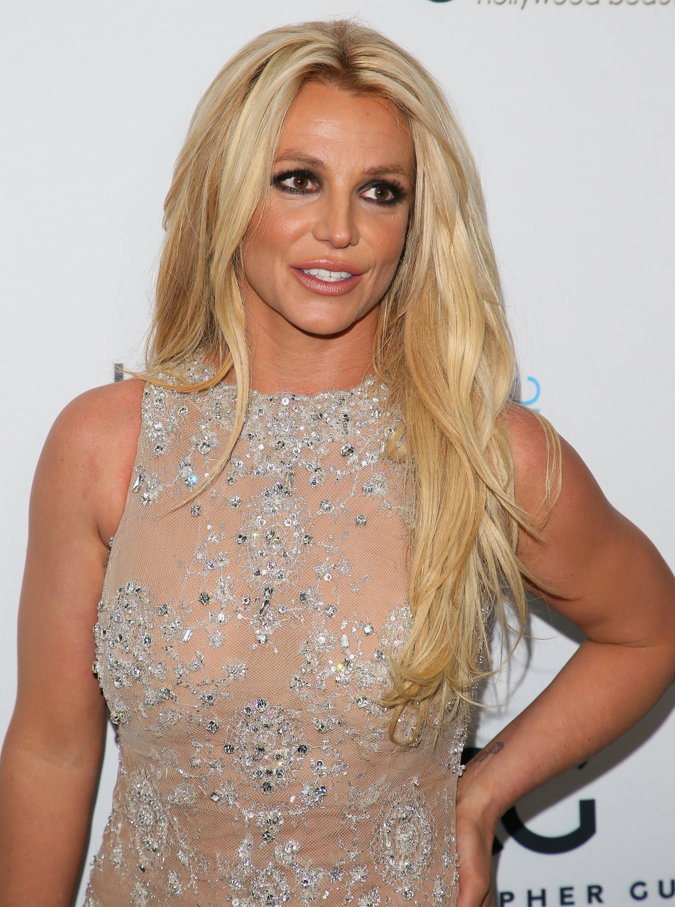 Britney Spears at the 4th Hollywood Beauty Awards in Hollywood, California | Photo: JB Lacroix/WireImage via Getty Images